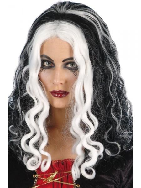 9614d73c5 Paruka čarodějnice - queen - Halloween Kostýmy a Masky